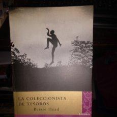 Libros de segunda mano: JESSIE JAID. LA COLECCIONISTA DE TESOROS. EL COBRE 2003. Lote 263810015