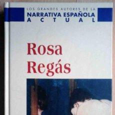 Libros de segunda mano: LA CANCIÓN DE DOROTEA (ROSA REGÁS) PLANETA 2002. Lote 263810090