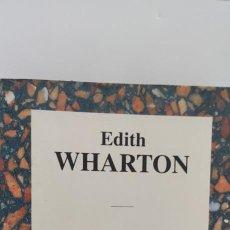 Libros de segunda mano: EDITH WHARTON. LA EDAD DE LA INOCENCIA. RBA EDITORES.. Lote 264535994