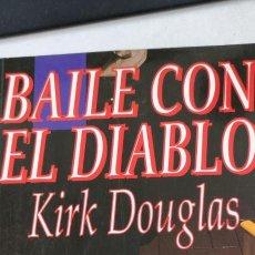 Libros de segunda mano: BAILE CON EL DIABLO. KIRK DOUGLAS. Lote 264538519