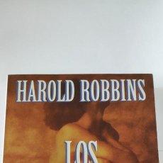 Libros de segunda mano: LOS INTRUSOS. HAROLD ROBBINS.. Lote 264539964