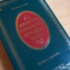 Libros de segunda mano: EL BRAZO MARCHITO Y OTROS RELATOS, THOMAS HARDY. BIBLIOTECA FUNDAMENTAL DE NUESTRO TIEMPO NM 72. Lote 265013179