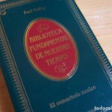 Libros de segunda mano: EL CEMENTERIO MARINO, PAUL VALERY. BIBLIOTECA FUNDAMENTAL DE NUESTRO TIEMPO NM 39. Lote 265025489