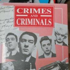 Libros de segunda mano: CRIMES AND CRIMINALS - REVISTA INGLESA TRUE CRIME. Lote 265109584
