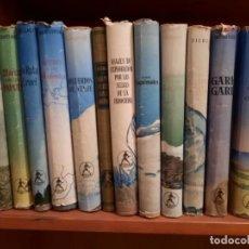 Libros de segunda mano: 13 LIBROS DE VIAJES EDITORIAL LABOR. Lote 266344618