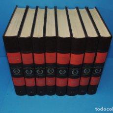 Libros de segunda mano: EPISODIOS NACIONALES. BENITO PEREZ GALDÓS. (8TOMOS. VER DESCRIPCIÓN). Lote 266707498