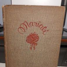 Libros de segunda mano: MARIALI ( NOVELA PARA NIÑAS DE ILDE GIR ( EDITORIAL JUVENTUD, BARCELONA, 1947 ) ILUSTRADA. Lote 266782929