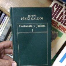 Libros de segunda mano: FORTUNATA Y JACINTA I, BENITO PÉREZ GALDÓS. L.11649-1725. Lote 266935774