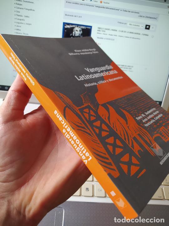 Libros de segunda mano: Vanguardía Latínoamericana. Historia, crítica y documentos. Müller Bergh, Klaus, Vervuert (2004) - Foto 3 - 267357954