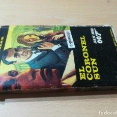 Libros de segunda mano: EL CORONEL SUN / ROBERT MARKHAM / PLAZA GP / JAMES BOND 007 / R+206. Lote 267422709