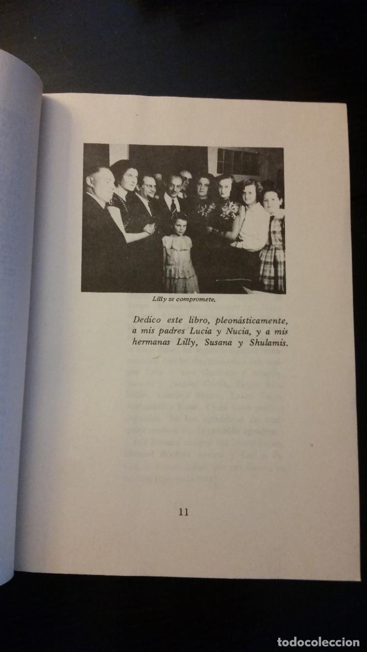 Libros de segunda mano: 1981 - MARGO GLANTZ - LAS GENEALOGÍAS - PRIMERA EDICIÓN - Foto 3 - 267509554
