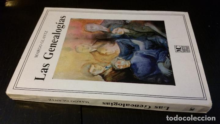 1981 - MARGO GLANTZ - LAS GENEALOGÍAS - PRIMERA EDICIÓN (Libros de Segunda Mano (posteriores a 1936) - Literatura - Narrativa - Otros)