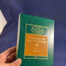 Libros de segunda mano: EL AMANTE DE LADY CHATTERLEY. Lote 267545694