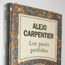 Libros de segunda mano: LOS PASOS PERDIDOS - ALEJO CARPENTIER. Lote 268306609
