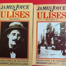 Libros de segunda mano: ULISES - JOYCE JAMES. Lote 268812384
