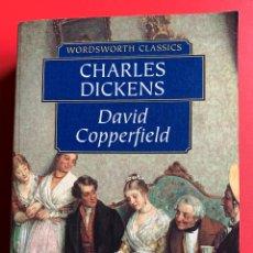 Libros de segunda mano: DAVID COPPERFIELD - DICKENS CHARLES. Lote 268813709