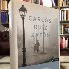 Libros de segunda mano: LA SOMBRA DEL VIENTO. CARLOS RUIZ ZAFÓN. PEDIDO MÍNIMO 5€. Lote 268974914