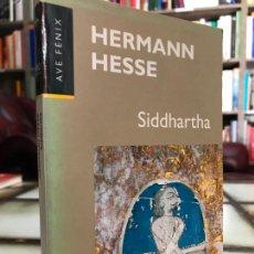 Libros de segunda mano: SIDDHARTHA. HERMANN HESSE. PEDIDO MÍNIMO 5€. Lote 268976679