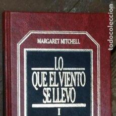 Libros de segunda mano: LO QUE EL VIENTO SE LLEVO -MARGARET MITCHELL (BIBLIOTECA GRANDES EXITOS) TOMOS Y II. Lote 268977924