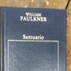 Libros de segunda mano: SANTUARIO. WILLIAM FAULKNER. EDITORIAL ORBIS. PREMIO NOBEL. 1949. Lote 268984209