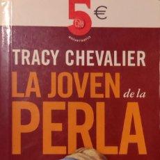 Libros de segunda mano: LA JOVEN DE LA PERLA / TRACY CHEVALIER. BARCELONA : PUNTO DE LECTURA, 2005.. Lote 268987049