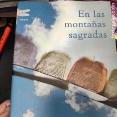 Libros de segunda mano: EN LAS MONTAÑAS SAGRADAS / XINRAN. Lote 268989079