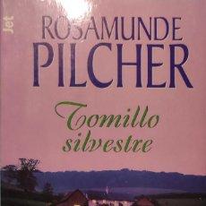 Libros de segunda mano: TOMILLO SILVESTRE / ROSAMUNDE PILCHER. BARCELONA : PLAZA & JANÉS, 1998. (JET ; 188 / 5).. Lote 268990189