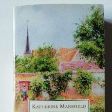 Libros de segunda mano: CUENTOS COMPLETOS - KATHERINE MANSFIELD - ED. DEBOLSILLO 2003. Lote 269014814