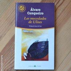 Libros de segunda mano: ÁLVARO CUNQUEIRO LAS MOCEDADES DE ULISES BIBLIOTECA EL MUNDO PRÓLOGO SUSO DEL TORO. Lote 269036949