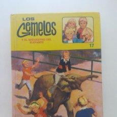 Libros de segunda mano: LOS GEMELOS Y EL SECUESTRO DEL ELEFANTE. L.L. HOPE. EDICIONES TORAY. Lote 269114063
