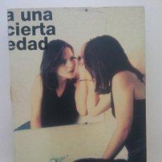 Libros de segunda mano: A UNA CIERTA EDAD. REBBECCA RAY. EDITORIAL MONDADORI. Lote 269118118