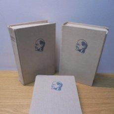 Libros de segunda mano: V.I.LENIN. OBRAS ESCOGIDAS EN TRES TOMOS. EDITORIAL PROGRESO. 1981.. Lote 269159148