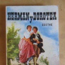 Libros de segunda mano: ENCICLOPEDIA PULGA Nº 280 - HERMAN Y DOROTEA - GOETHE - ED. G.P.. Lote 269272053