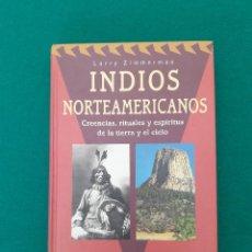 Libri di seconda mano: INDIOS NORTEAMERICANOS. Lote 269278723