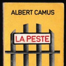 Libros de segunda mano: LA PESTE - ALBERT CAMUS - EDASA 1977. Lote 269365513
