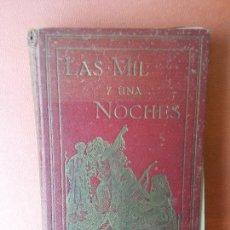 Libros de segunda mano: LAS MIL Y UNA NOCHES. ANTONIO GALLAND. EDICIONES MAUCCI.. Lote 269366323