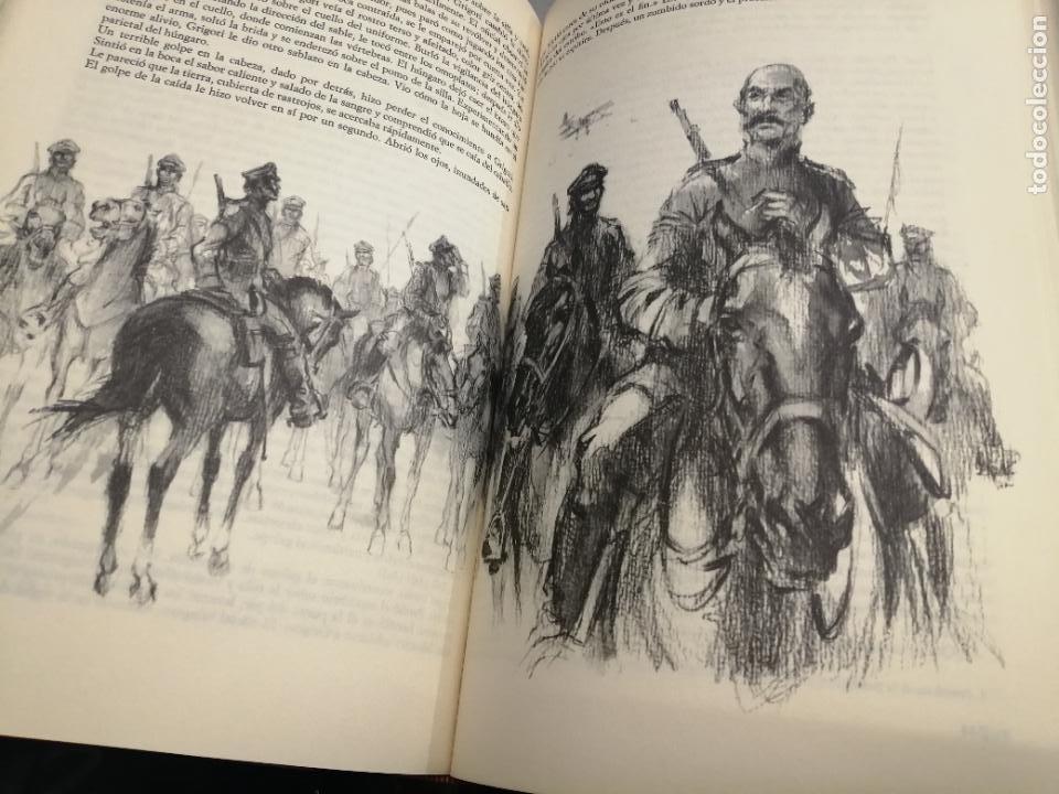 Libros de segunda mano: EL DON APACIBLE / EN 2 TOMOS / MIJAIL ALEXANDROVICH CHOLOJOV / CÍRCULO DE LECTORES - Foto 2 - 269473368
