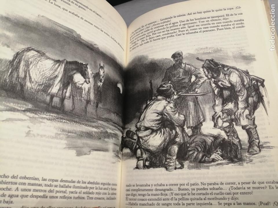 Libros de segunda mano: EL DON APACIBLE / EN 2 TOMOS / MIJAIL ALEXANDROVICH CHOLOJOV / CÍRCULO DE LECTORES - Foto 4 - 269473368