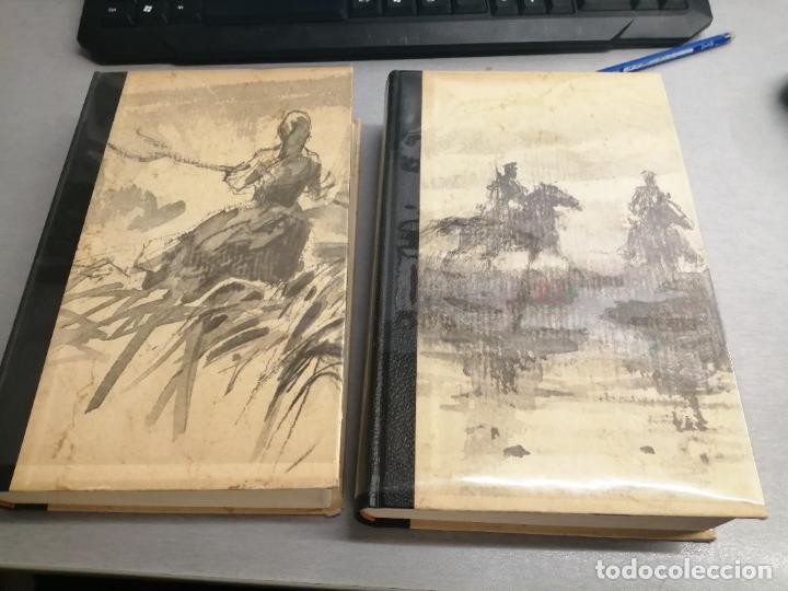EL DON APACIBLE / EN 2 TOMOS / MIJAIL ALEXANDROVICH CHOLOJOV / CÍRCULO DE LECTORES (Libros de Segunda Mano (posteriores a 1936) - Literatura - Narrativa - Otros)