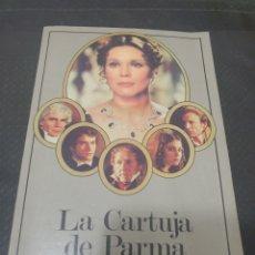 Libros de segunda mano: LA CARTUJA DE PARA, 1984, STENDHAL. Lote 269614333