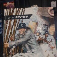 Libros de segunda mano: JULIO VERNE UNA CIUDAD FLOTANTE 58 EDITORIAL MOLINO. Lote 269617978