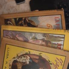 Libros de segunda mano: LOTE DE TRES LIBROS EDITORIAL MOLINO 23 16 58. Lote 269621198