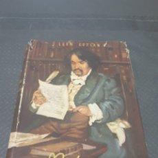Libros de segunda mano: BALZAC EN ZAPATILLAS, 1972, LEÓN GOZLAN. Lote 269623753