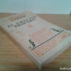 Libri di seconda mano: EL ANÁLISIS PROFANO. S. FREUD. I.-EL ANÁLISIS PROFANO. II.-EL MÚLTIPLE INTERÉS Y OTROS CAPITULOS ?.. Lote 269688133