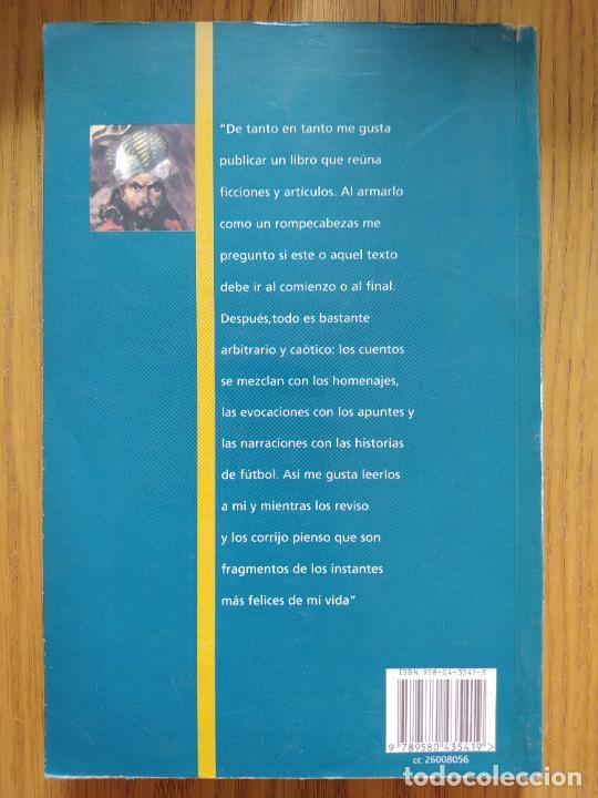 Libros de segunda mano: PIRATAS, FANTASMAS Y DINOSAURIOS SORIANO, Osvaldo Publicado por Norma, Bs As, 1996 - Foto 2 - 269718553