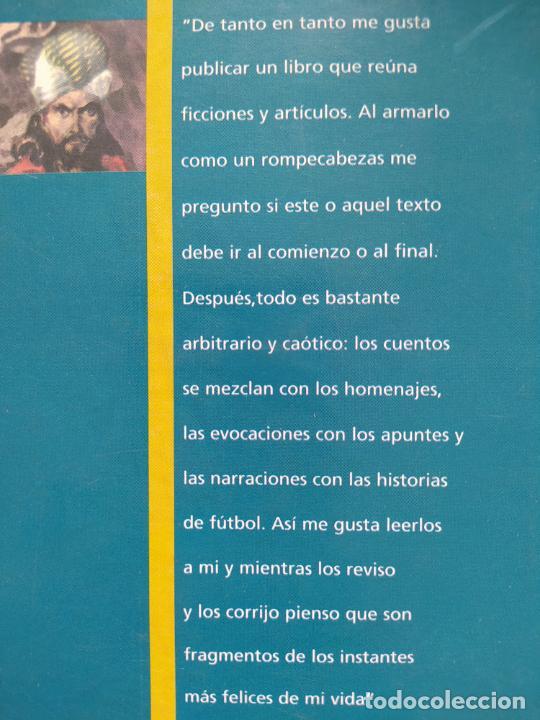 Libros de segunda mano: PIRATAS, FANTASMAS Y DINOSAURIOS SORIANO, Osvaldo Publicado por Norma, Bs As, 1996 - Foto 3 - 269718553