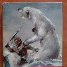 Libros de segunda mano: 1957 LOS NAUFRÁGOS DEL SPITZBERG - SALGARI. Lote 269723823