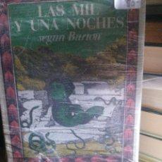 Libros de segunda mano: LAS MIL Y UNA NOCHES SEGÚN BURTON, ED. SIRUELA. Lote 269828603