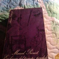 Libros de segunda mano: PROUST. A LA SOMBRA DE LAS MUCHACHAS EN FLOR. ALIANZA EDITORIAL 1970. Lote 269967433