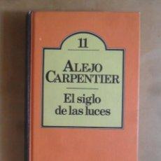 Libros de segunda mano: EL SIGLO DE LAS LUCES - ALEJO CARPENTIER - BRUGUERA - 1980. Lote 270095713